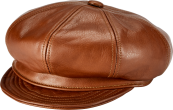 d772cab475d9c Leather and Suede | New York Hat Co.
