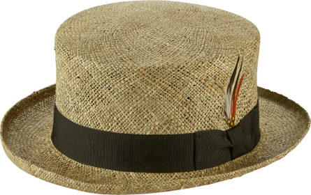 SEA GRASS TOP HAT