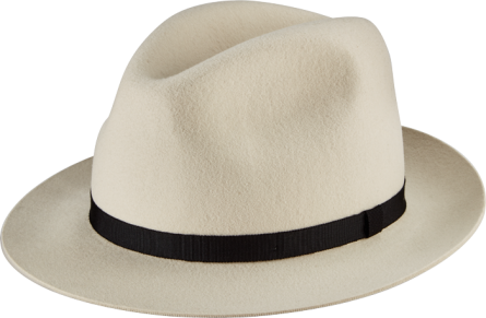 RAW EDGE FEDORA